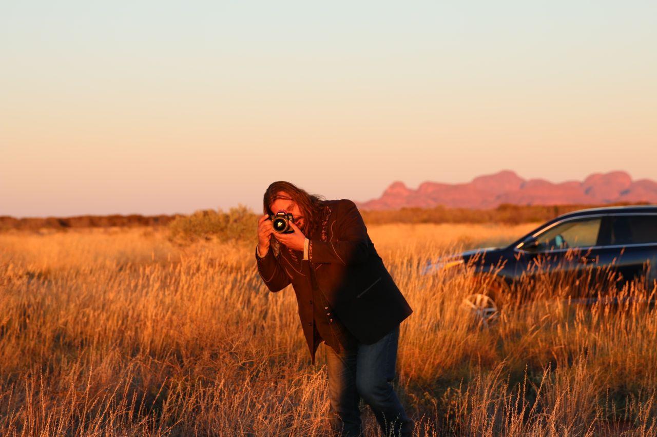 Warwick Car Uluru