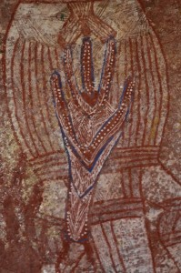 Mt Borradaile Rock Art