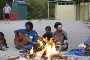 Campfire Songs at Bawaka